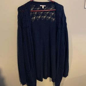 plus size cardigan from Maurice  1x